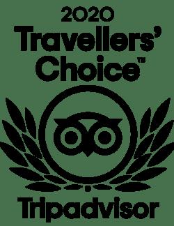 Tripadvisor - Travellers Choice 2020
